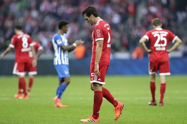 Hertha-Bayern