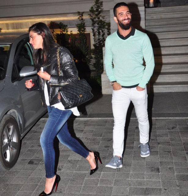 Aslıhan Doğan eski sevgilisi  Celio Saab'a geri mi döndü?