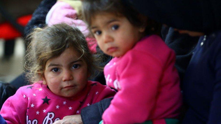 Türkiye AB Avrupa Birliği Suriyeli sığınmacılar