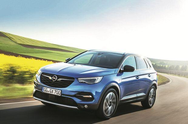 Opel'in yeni modeli önümüzdeki ay geliyor
