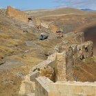 Türkiye'nin en büyük üçüncü kalesi restore ediliyor