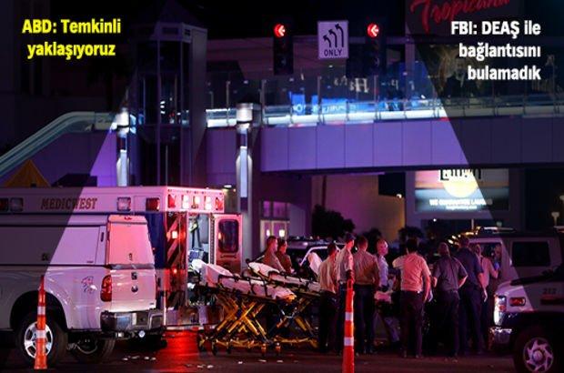 Las Vegas'taki saldırıyı terör örgütü DEAŞ üstlendi!