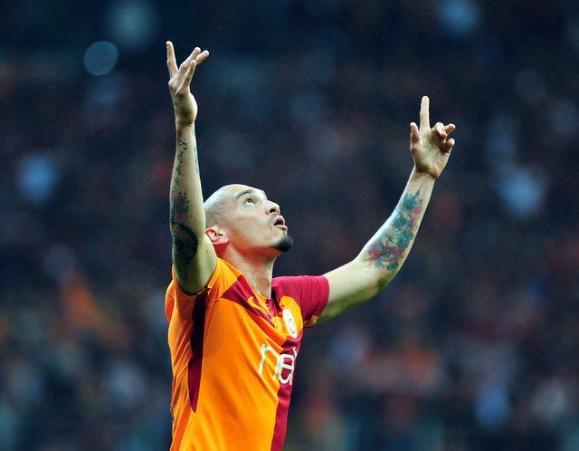 Rakip ceza sahasında en çok topla buluşan takım Galatasaray!
