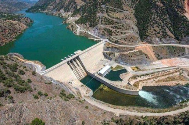 Manyas Hidroelektrik Santrali, Elektrik Üretim A.Ş