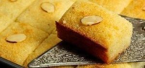 Portakallı irmik tatlısı nasıl yapılır? Portakallı irmik tatlısı tarifi ve malzemeleri
