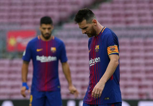 Barcelona'yı bekleyen büyük tehlike