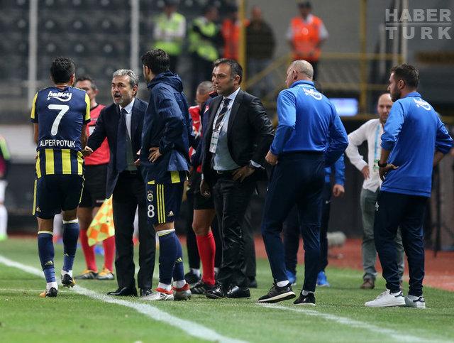Fenerbahçe'den PDFK'ya sevk edilen Aykut Kocaman ve Alper Potuk için belgeli açıklama
