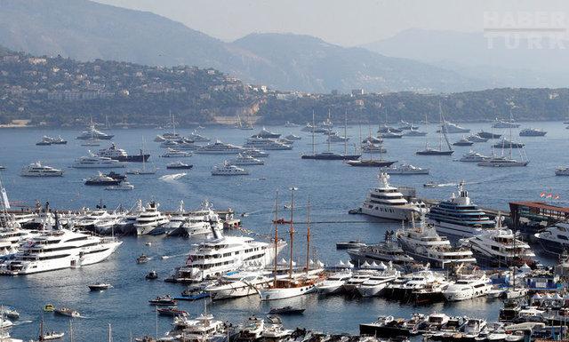 Monaco Yacht Show'da sergilenen en iyi 27 yat