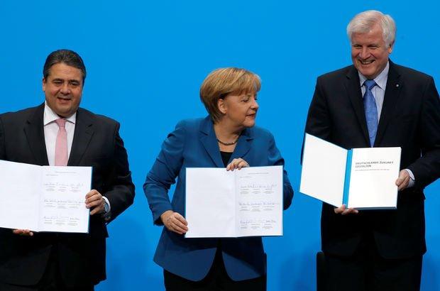 Almanya'da partiler arası görüş ayrılıkları koalisyona engel oluyor