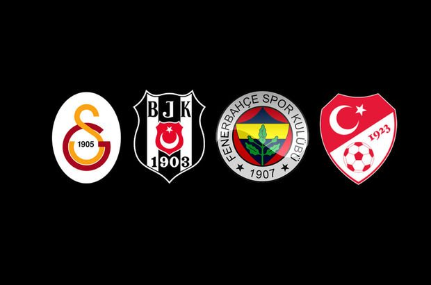 TFF Fenerbahçe Beşiktaş Galatasaray