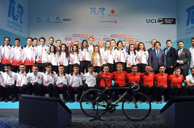 53. Cumhurbaşkanlığı Türkiye Bisiklet Turu