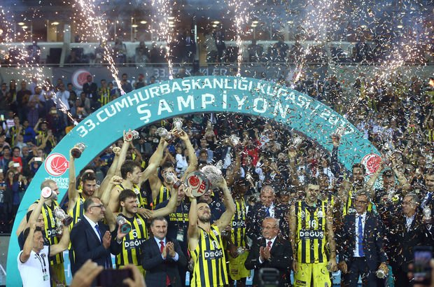 Fenerbahçe Doğuş Banvit maçı