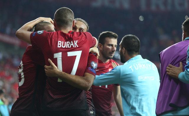 Türkiye gruptan nasıl çıkar - Milli Takım Dünya Kupası'na gitme şansı