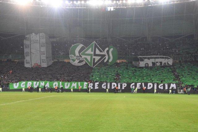 Yeni Sakarya Stadyumu açıldı