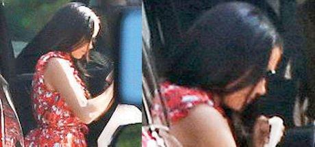 Prens Harry'nin sevgilisi Türk modacıdan giyindi