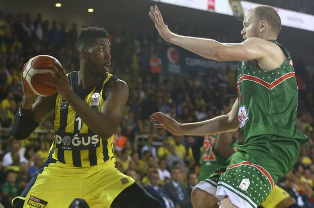 Jason Thompson Fenerbahçe