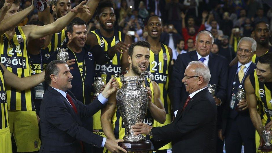 Melih Mahmutoğlu Fenerbahçe Doğuş