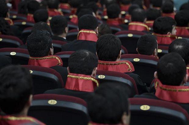 39 hakim ve savcı meslekten ihraç edildi