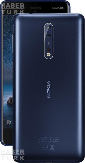 Nokia 8 fiyatı, özellikleri! Nokia 8 ne zaman çıkacak?