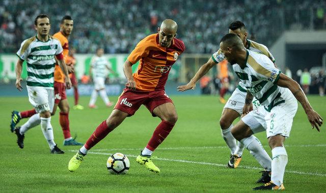 Feghouli: Galatasaray'ın ismi gelmem için yeterliydi
