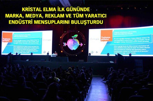 Kristal Elma Festivali  Habertürk Bloomberg HT  Show TV