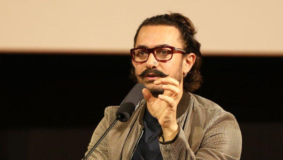 Aamir Khan Kristal Elma 2017