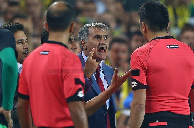 Rıdvan Dilmen - TFF - Beşiktaş - Fenerbahçe
