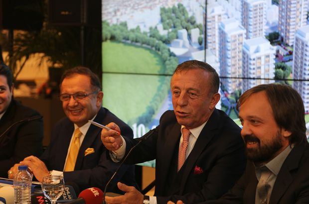 Ağaoğlu Şirketler Grubu Yönetim Kurulu Başkanı Ali Ağaoğlu