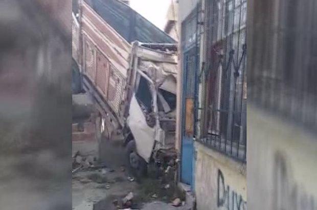 başakşehir kamyon