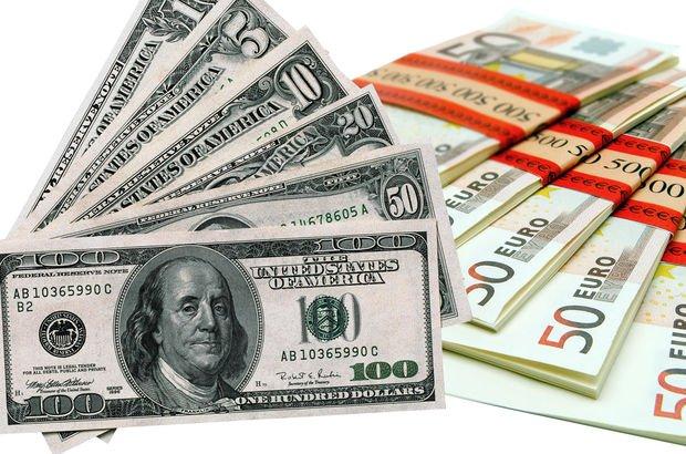 dolar, FED, euro