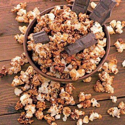 popcorn, patlamış mısır