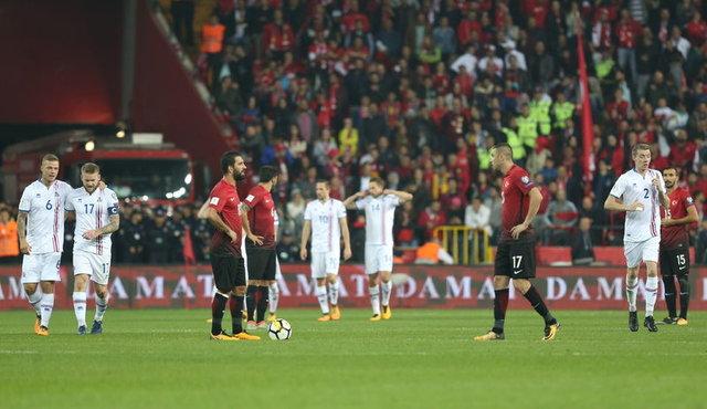 Rıdvan Dilmen'den Türkiye-İzlanda maçı yorumu