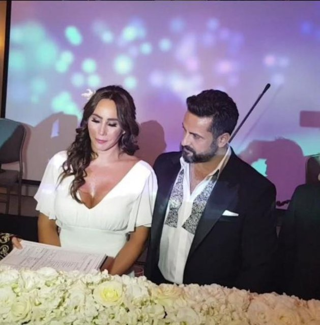 Asena ile Hasan Dere evlendi
