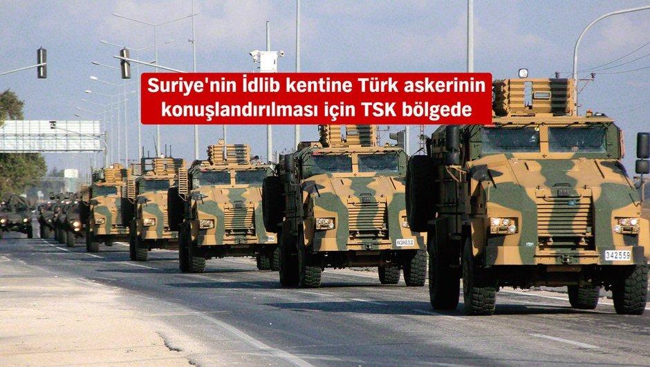 İdlib TSK