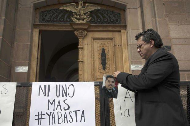 Meksika'da kaçırılan gazetecinin cansız bedeni bulundu