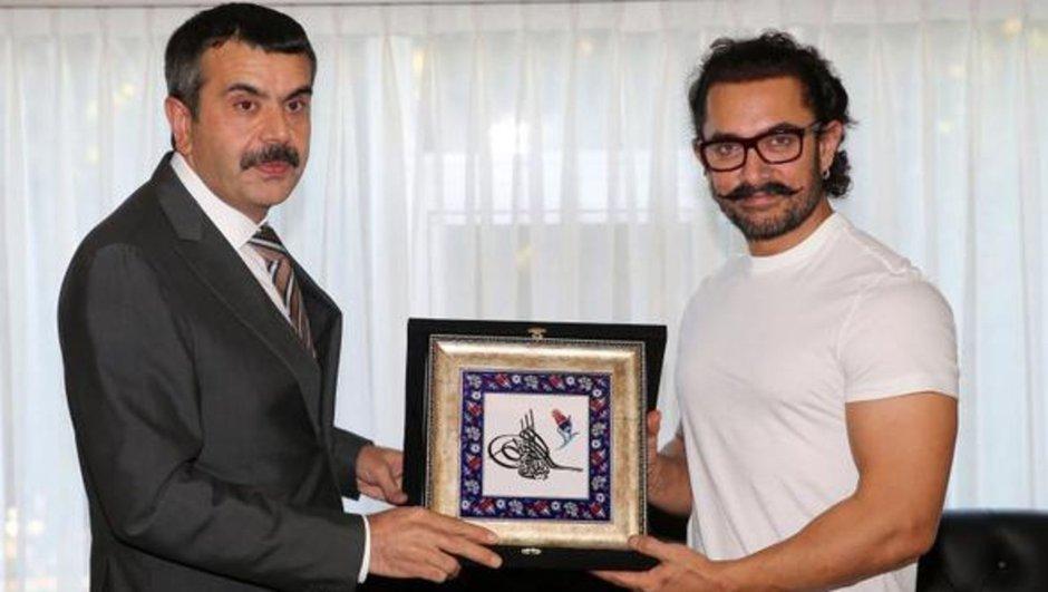 Aamir Khan yusuf tekin milli eğitim