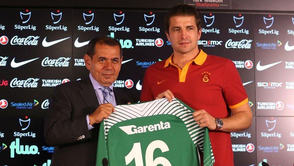 Cedric Carrasso Galatasaray