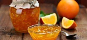Portakal reçeli nasıl yapılır? Portakal reçeli tarifi ve malzemeleri