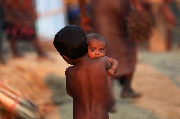 'Açlık, Arakanlı Müslümanlara soykırım uygulamanın yeni aracı'