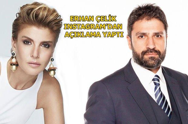 Erhan Çelik, Gülben Ergen