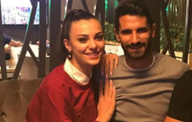 Alper Potuk sevgilisi Tuvana Türkay'ın eski numarasını iptal ettirdi