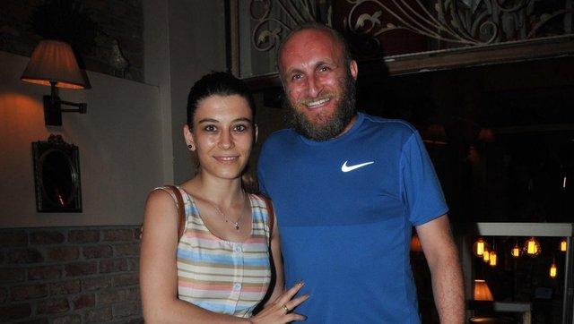 Çetin Altay ile Gamze Kaçmaz evlendi