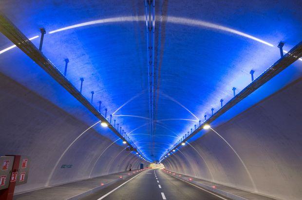 Avrasya Tüneli'nden kaçak geçenler dikkat!