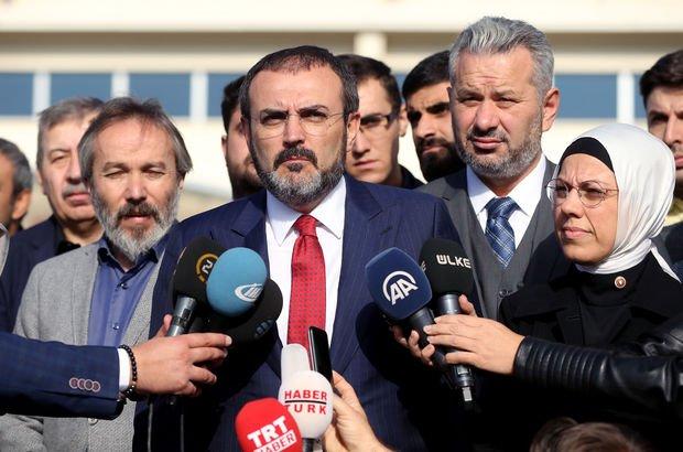 AK Parti'den ABD'nin vize kararına ilişkin ilk açıklama