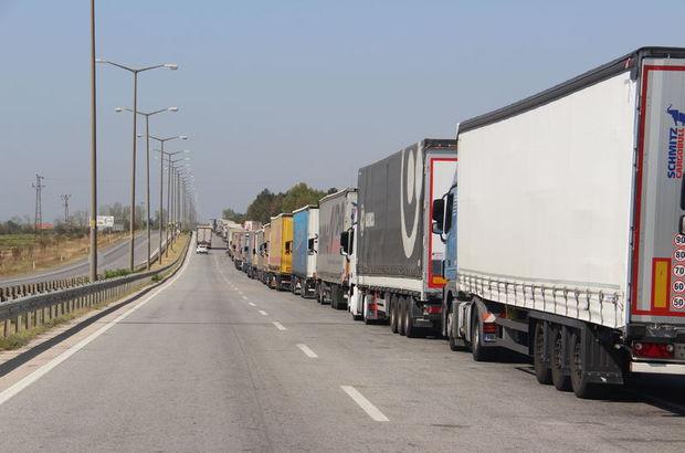 Karayolu taşımacılığında bürokrasi azalacak