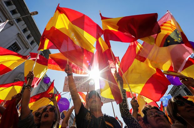 Fransa, Katalonya'nın bağımsızlığını tanımayacak!