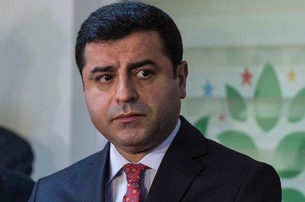 Siirt'te Demirtaş hakkındaki davada kovuşturmanın ertelenmesine karar verildi