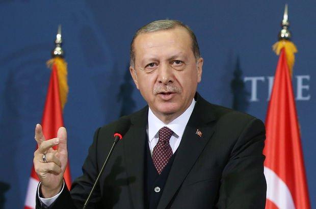 Cumhurbaşkanı Erdoğan, Sırbistan'da konuşuyor