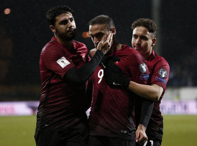 A Milli Futbol Takımının Euro 2020 projesi 38