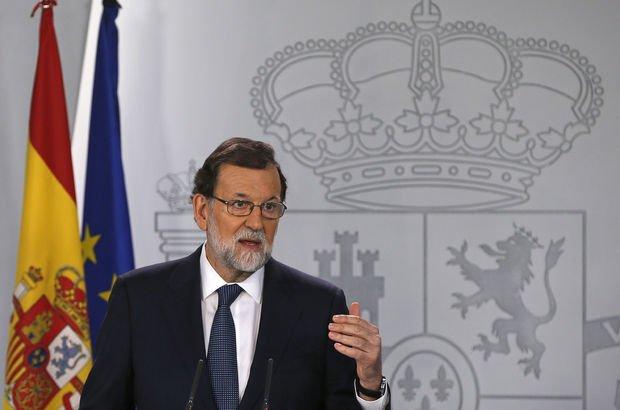 İspanya Başbakanı Rajoy'dan Katalonya açıklaması!
